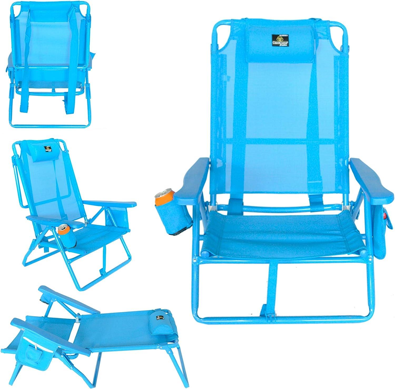 CREVICOSTA Fusion Silla, Azul Liso, x