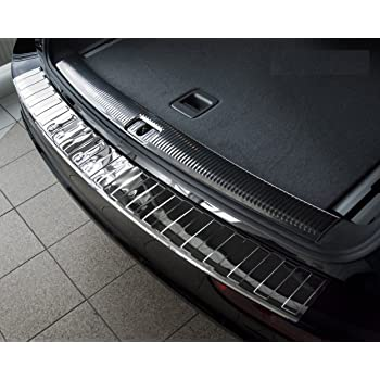 Ribs Avisa 2//38016 Protection de seuil arri/ère INOX Chrome Audi Q2 Crossover 2016
