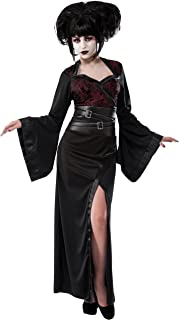 Rubie's Costume Co Women's Gothic Geisha Costume