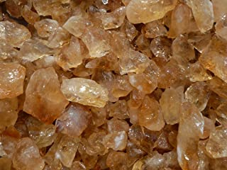 Fantasia Materials: 1 lb Citrine Mine Run Rough Stones from Brazil