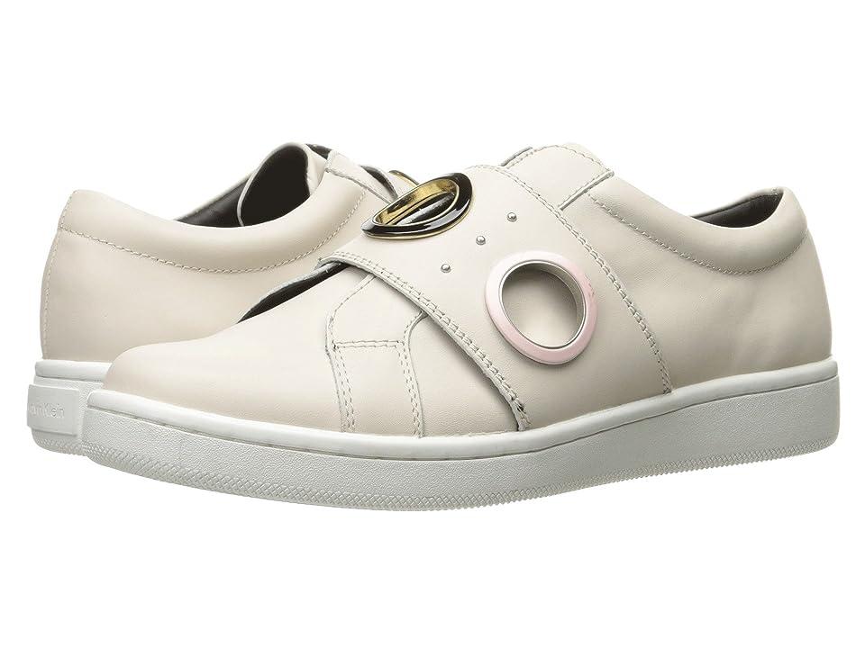 Calvin Klein Danette (Soft White Leather) Women