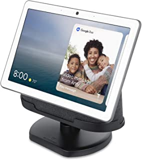 [Official Made for Google] Wasserstein Adjustable Stand Compatible with Google Nest Hub Max - Perfect Companion for Your N...