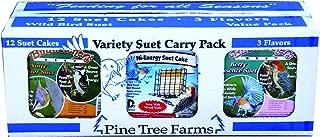 Pine Tree Farms VP6200 3 Flavor Suet Pack