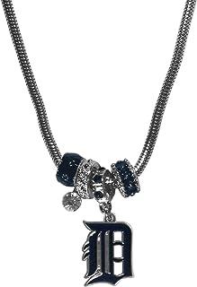 Siskiyou MLB Women's Euro Bead Necklace