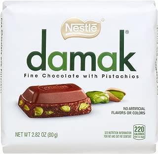 Nestle Damak Fine Turkish Chocolate with Pistachios, 2.82 Ounce