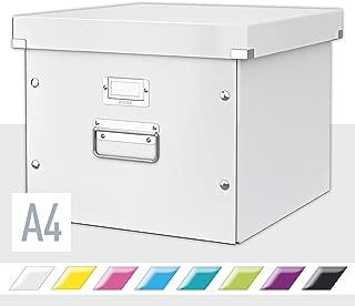 Leitz Caja de Almacenamiento para Carpetas Colgantes, A4,