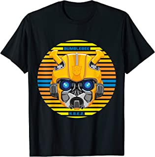 Bumblebee Movie Face T-Shirt