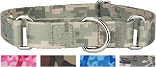 Country Brook Petz - Martingale Dog Collar - Military and Camo Collection