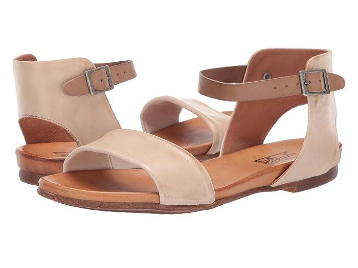 Miz Mooz Alanis (Cream) Women's Sandals