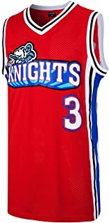 JOLISPORT Cambridge #3 Knights Mens Basketball Jersey Embroidery S-XXXL