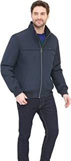 Men's Performance Faux Memory Bomber Jacket