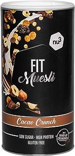 nu3 Fit Protein Muesli - Avena con proteína sabor Cacao