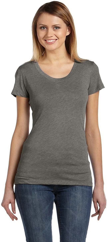 Bella B8413 Canvas Ladies' Triblend Short-Sleeve T-Shirt