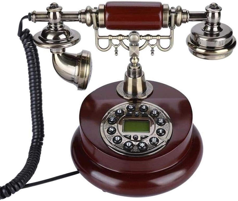 ZHENGYU Super Special SALE held Vintage Decorate European Type Telephone Phone w Finally resale start