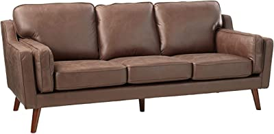 Container Furniture Direct Whaley Sofa, Brown/Tan