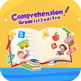 English Comprehension Reading - Grades 1, 2 and 3