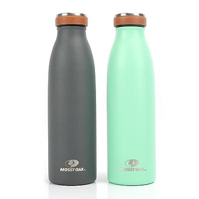 Mossy Oak Stainless Steel Water Bottle