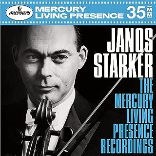Janos Starker: The Mercury Living Presence Recordings