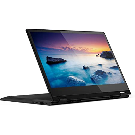 Lenovo Flex 14 2-in-1 Convertible Laptop, 14-Inch HD (1366 X 768) Touchscreen Display, Intel Pentium Gold 5405U, 4GB DDR4 RAM, 128GB NVMe SSD, Windows 10, 81SQ000EUS, Onyx Black