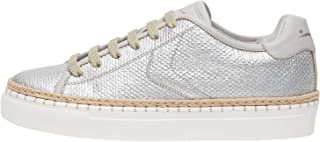 VOILE BLANCHE Telly-Sneaker in Juta spalmata