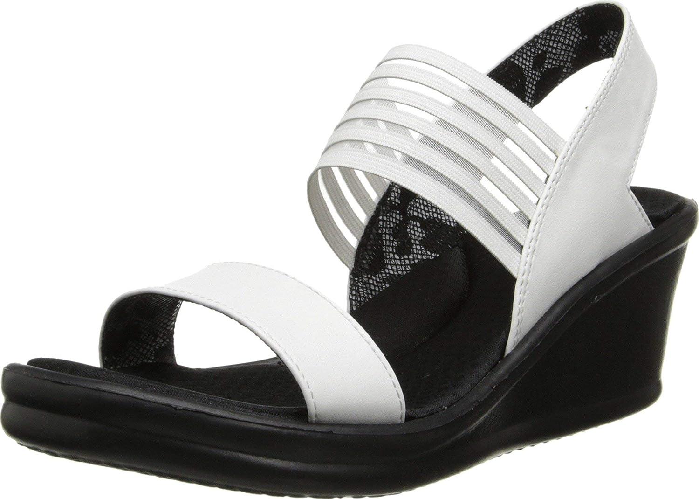Rumblers-Sci-Fi Wedge Sandal