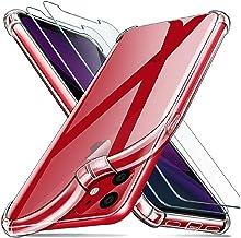 SHOP-PRIME Funda iPhone XS/XR / 8/11 / 11 Pro/ 11 Pro MAX. con Tecnología de cojín de Aire y protección híbrida de la Gota para iPhone XS (iPhone 11)