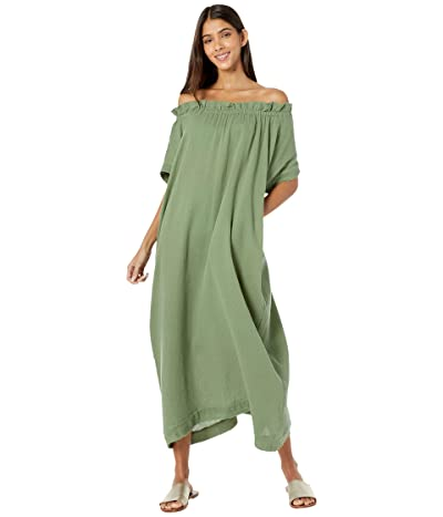 MIKOH SWIMWEAR Mirakami Cover-Up (Maui Meadow) Women
