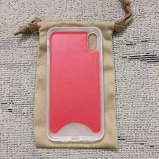 (ク リ ス チャ ン ル ブ タ ン) C H R I S T I A N L O U B O U T I N Iphone7/8 7P/8P/ X/XS/XSMAX携帯電話ケース アイフォン X XS MAX ク リ ス チャ ン 硬質プラスチック PC 防水 IPHONEケース (iPhoneXSMAX, Transparent)