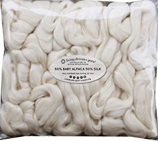 spun wool doll hair