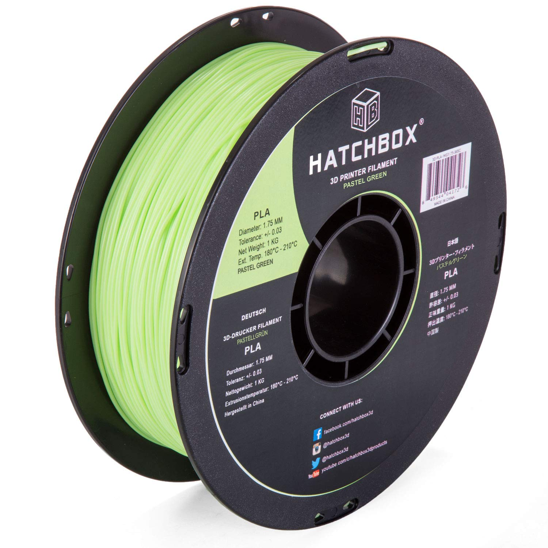 HATCHBOX PLA 3D Printer Filament 0.03 - Dimensional Max 84% OFF Fashionable Accuracy +