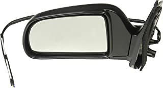 Dorman 955-1445 Driver Side Power Door Mirror - Folding for Select Toyota Models, Black