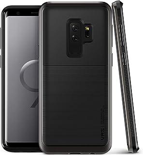 VRS Design Samsung Galaxy S9 PLUS High Pro Shield cover/case - Metal Black S9+