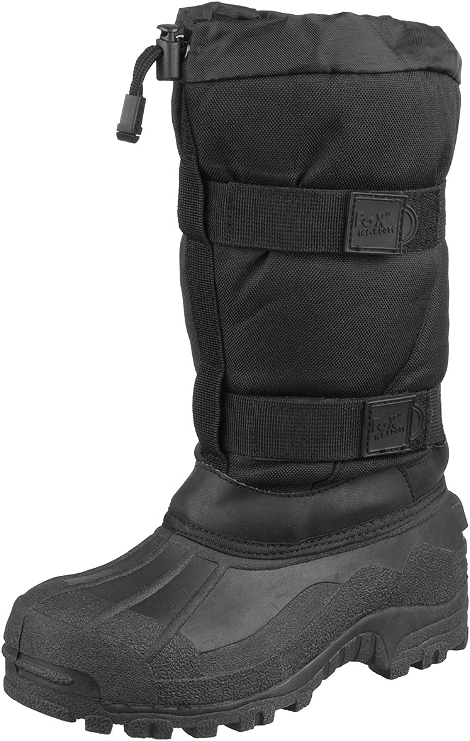 Fox Outdoor Ice Boots Black Size 47
