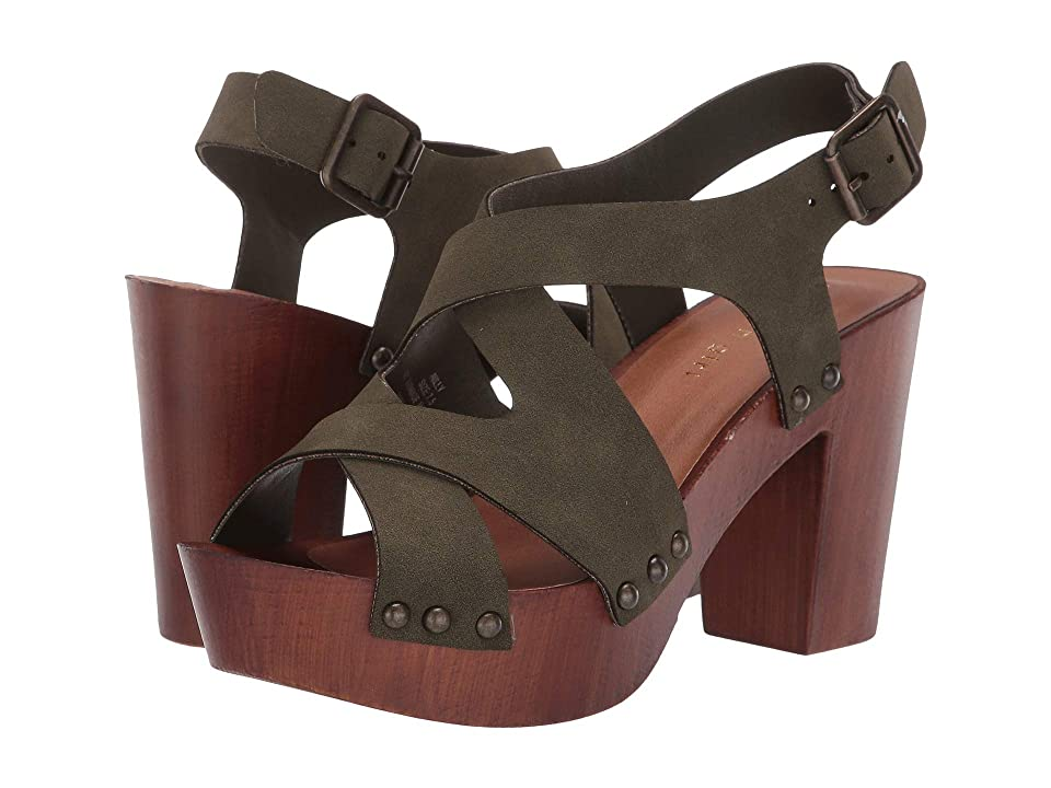 Madden Girl Nilly (Olive Paris) Women