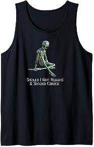Alien Tank top T-Shirt
