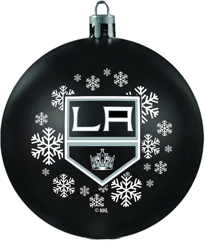 NHL Los Angeles Kings Shatterproof Ball Ornament