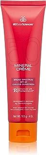 MDSolarSciences Mineral Crème Broad Spectrum SPF 50 Sunscreen, 4.0 oz.