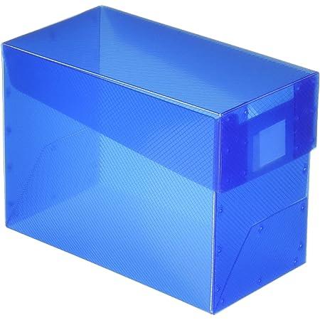 ホビーベース CAC デッキケース大/ハードL/ブルー CAC-CSD22