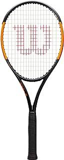 Wilson(ウイルソン) 硬式 テニスラケット [フレームのみ] BURN Dual Tapered Beam series(バーン デュアル テーパー ビーム シリーズ) BURN 100S CV / 100S CV ブラックエディション ...