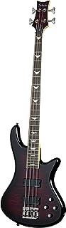 Best Schecter Stiletto Extreme-4 Bass Guitar (4 String, Black Cherry) Review