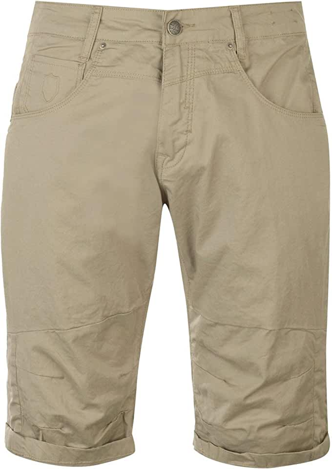 883 Police Mitzi Cotton Chino Shorts | Beige