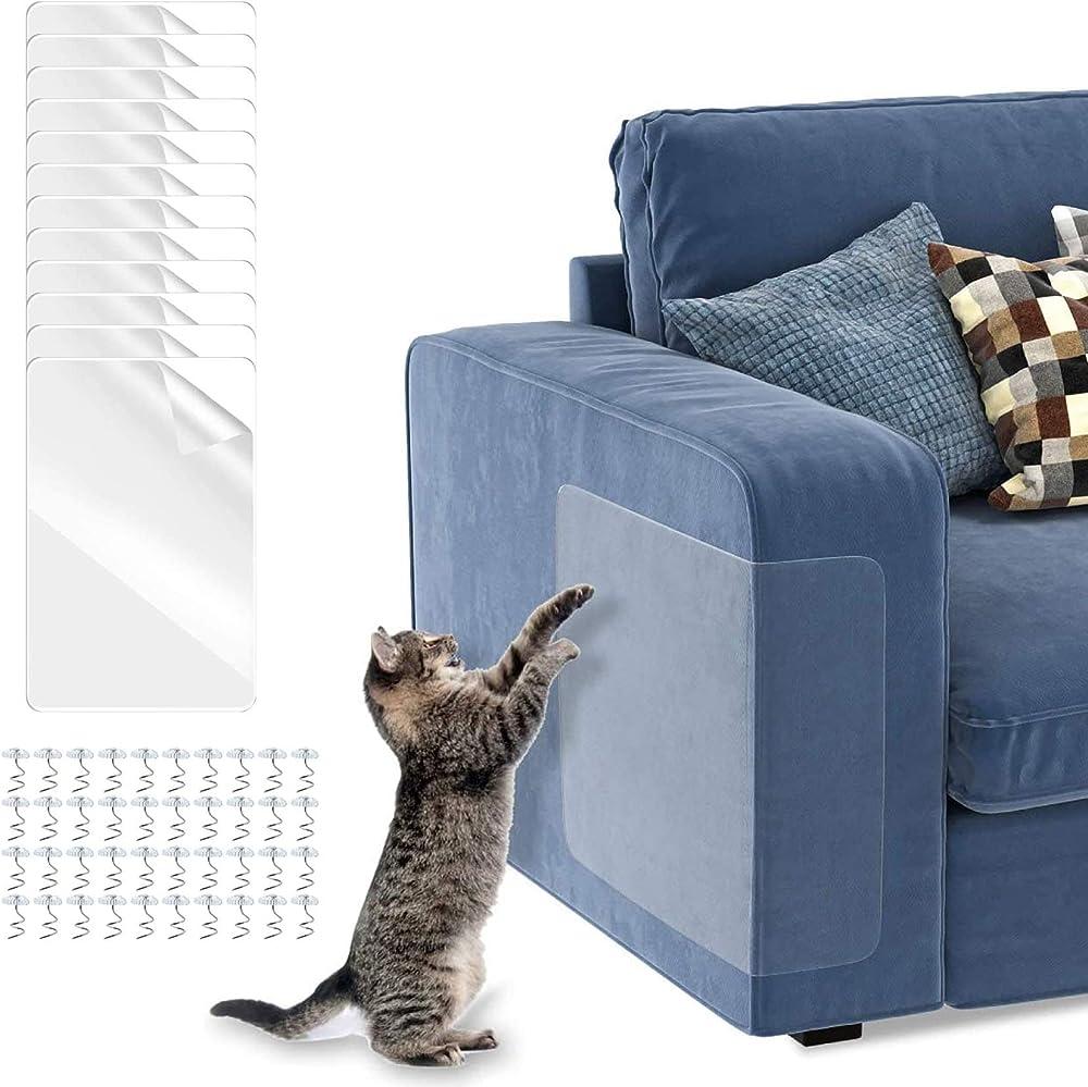 Shengruili , protezioni antigraffio per mobili,per divani,12 pezzi. RH.Larissa