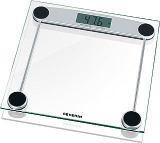 Severin PW 7009 - Báscula de baño de cristal