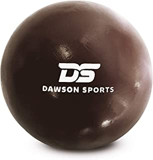 DAWSON 33031 SPORTS School Shot Put, Dark Brown, 1 Kg