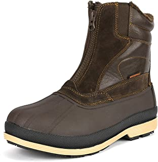 Men's 170410 Waterproof Winter Snow Boots