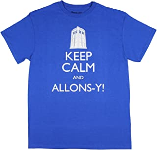 dr who allons y shirt