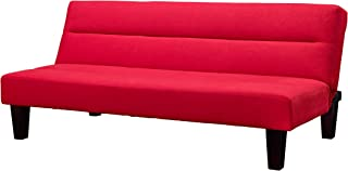 Dorel Home Products Kebo Futon, Red
