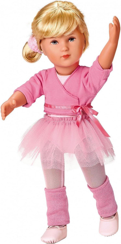 Käthe Kruse 41607 - Girl Lara, Rosa B01B5I0WSU Förderung | Treten Sie ein in die Welt der Spielzeuge und finden Sie eine Quelle des Glücks