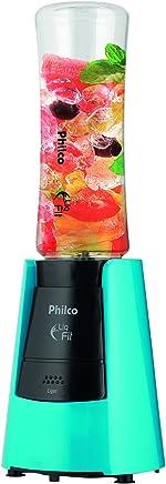 Liquidificador Fit, 127V, Philco 53101023, Azul, Philco, 53101023, Azul