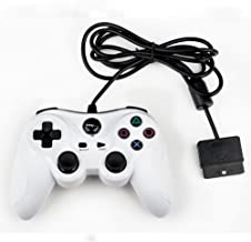 TTX PS2 Wired Controller - White - PlayStation 2